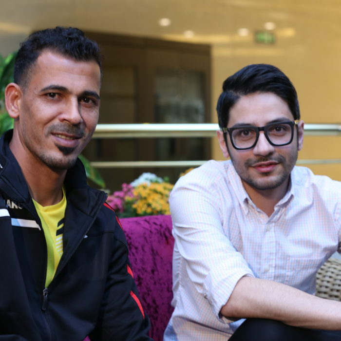 FIFA TV Story: World Cup dreams alive for 'homeless' Iraq
